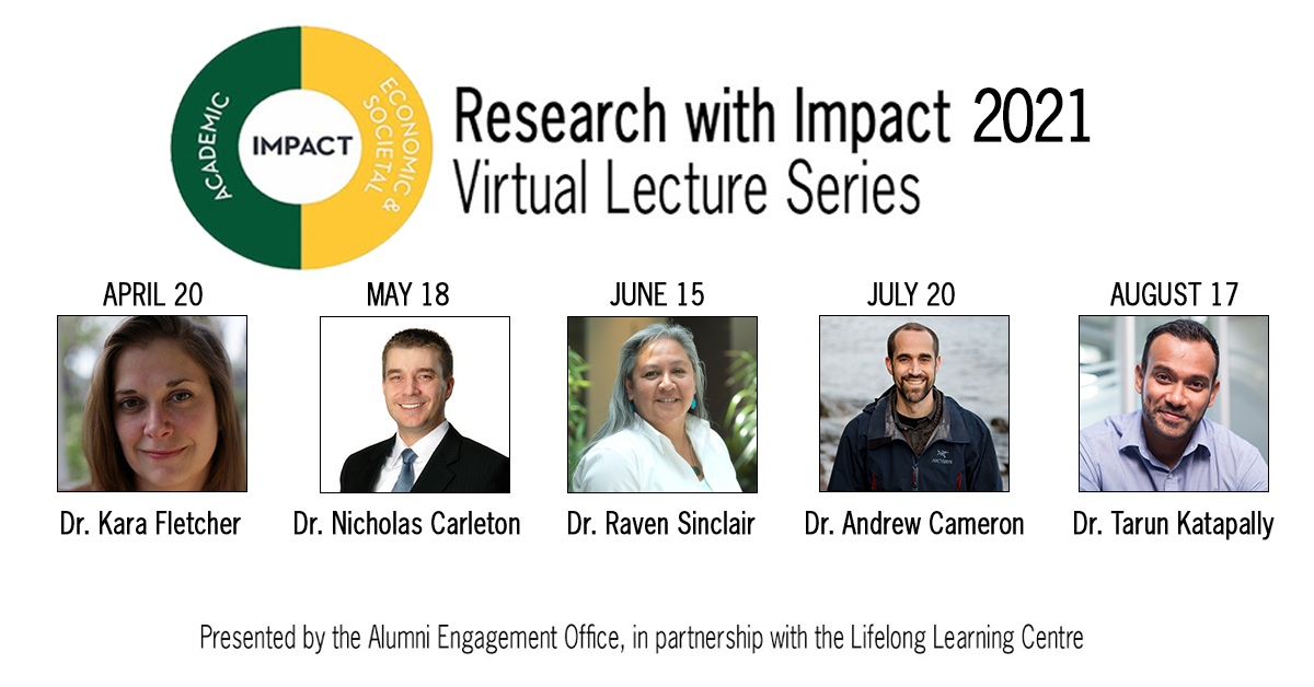 Research with Impact Series 2021